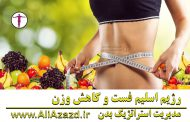 رژیم اسلیم فست و کاهش وزن